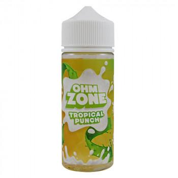 Tropical Punch 100ml Shortfill Liquid by Ohm Zone