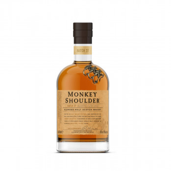 Monkey Shoulder Triple Malt Scotch Whisky 40% Vol. 700ml