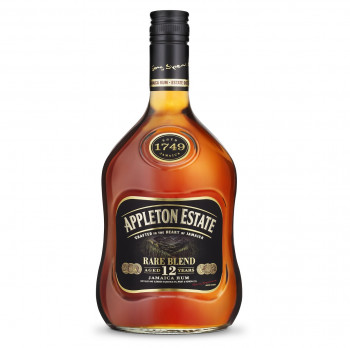 Appleton Estate Rare Blend Rum 12 Jahre 43% Vol. 700ml