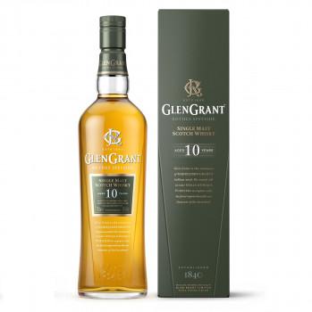 Glen Grant 10 Jahre Single Malt Scotch Whisky 40% Vol. 700ml