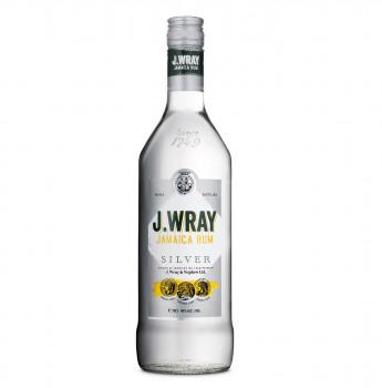 J.Wray Jamica Rum Silver 40% Vol. 700ml
