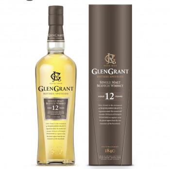 Glen Grant 12 Jahre Single Malt Scotch Whisky 43% Vol. 700ml
