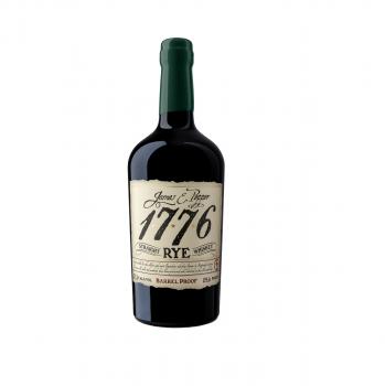 James E. Pepper 1776 Rye Barrel Proof Whisky 57.3% Vol. 700ml
