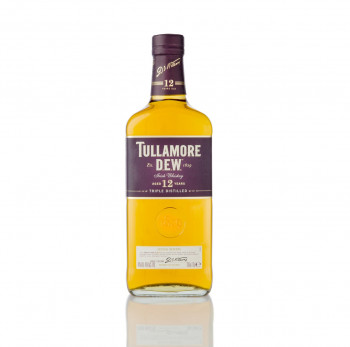 Tullamore D.E.W. Irish Whiskey 12 Jahre 40% Vol. 700ml