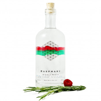 19 Circle Spirits Raspmary Gin 43% Vol. 500ml