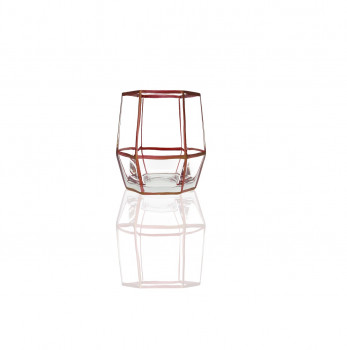 Ferdinand's Copper Comb Glas (Glas mit Kupferrand)