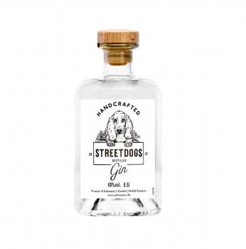 Streetdogs Dry Gin 40% - 500ml