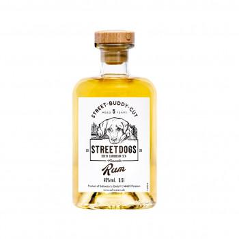 Streetdogs Rum 40% - 500ml