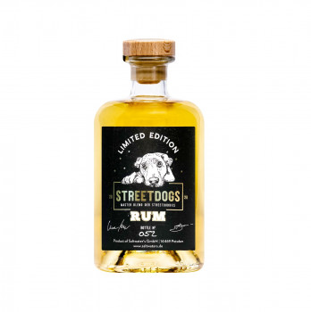 Streetdogs Limited Edition Rum 40% - 500ml