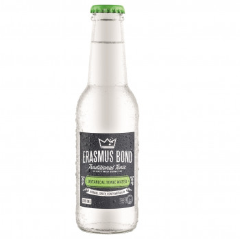 ERASMUS BOND – Botanical Tonic Water 200ml