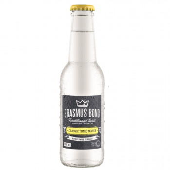 ERASMUS BOND – Classic Tonic Water 200ml