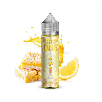The One Lemon Crumble Cake 20ml Longfill Aroma by Beard Vape Co.