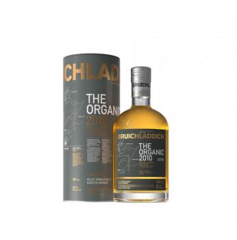 Bruichladdich The Organic 2010 Single Malt Whisky 50% Vol. 700ml