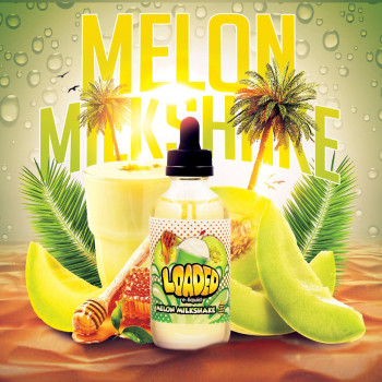 Melon Milkshake (100ml) Plus e Liquid by Loaded