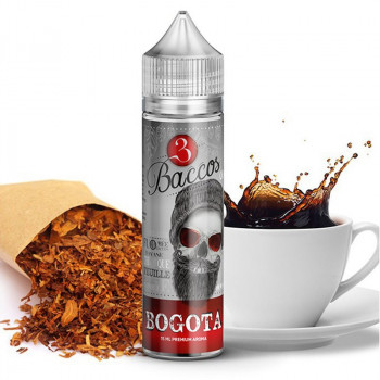 Bogota 3 Baccos 15ml Bottlefill Aroma by PGVG Labs