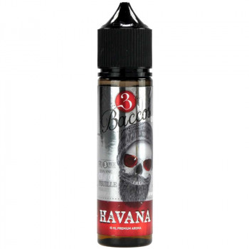 Havana 3 Baccos 15ml Bottlefill Aroma by PGVG Labs