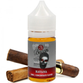Havana 30ml Aroma by 3 Baccos
