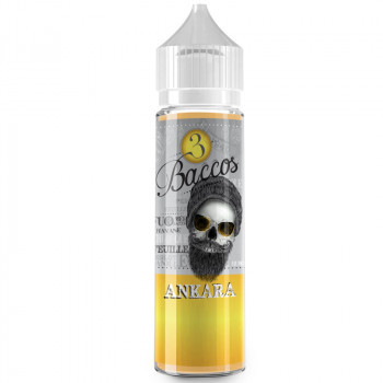 Jakarta 3 Baccos (50ml) Plus e Liquid by PGVG Labs