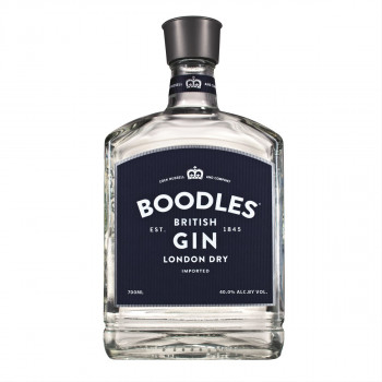 Boodles Gin British London Dry Gin 40.0% 700ml