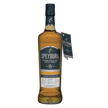 Speyburn 15 Jahre Old Scotch Single Malt Whisky 46% Vol. 700ml