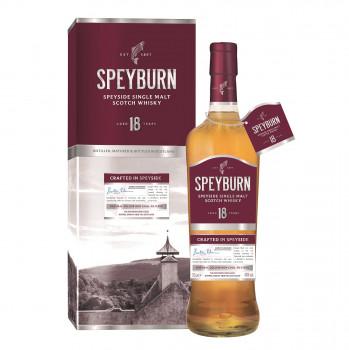 Speyburn 18 Jahre Old Scotch Single Malt Whisky 46% Vol. 700ml