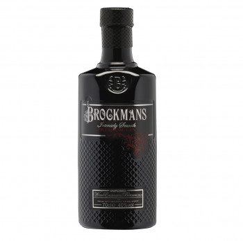 Brockmans Intensly Smooth Premium Gin Geschenkset mit 1 Ballonglas 40% Vol. 700ml