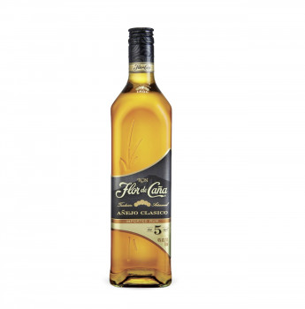 Flor de Cana Rum 5 Jahre Añejo Clásico 40% Vol. 700ml