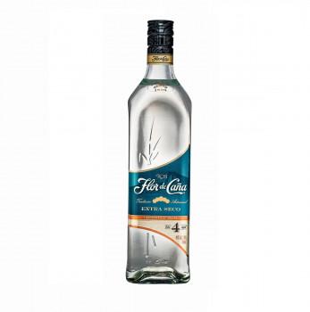 Flor de Cana Rum 4 Jahre Extra Seco 40% vol. 700ml