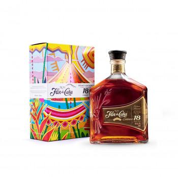 Flor de Cana Rum Centenario Gold 18 Jahre 40% Vol. 700ml