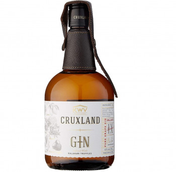 KWV Cruxland Gin infused with Truffles 43% 700ml