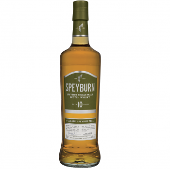 Speyburn 10 Jahre Old Scotch Single Malt Whisky 40% Vol. 700ml