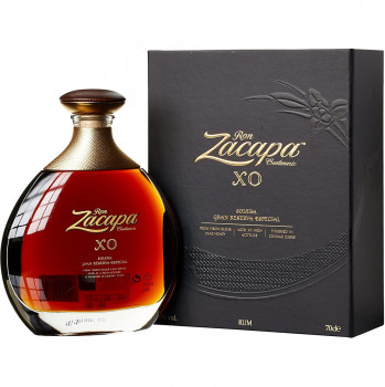 Ron Zacapa XO Rum 40% Vol. 700ml
