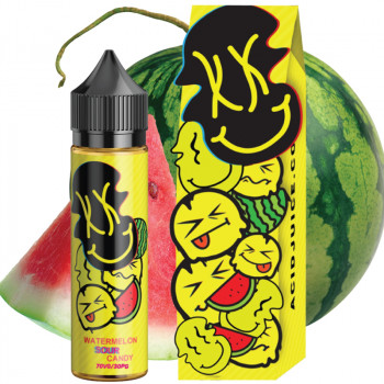 Watermelon Sour Candy (50ml) Plus e Liquid by Acid Juice