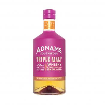Adnams Whisky Triple Malt 47% Vol. 700ml