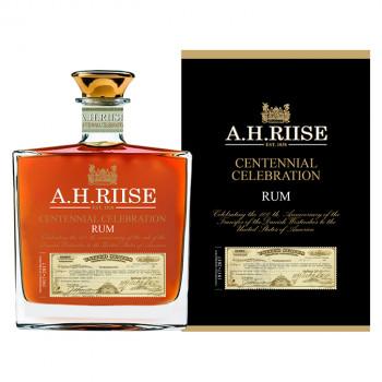 A.H. Riise Centennial Celebration Rum Limited Edition 45% Vol. 700ml