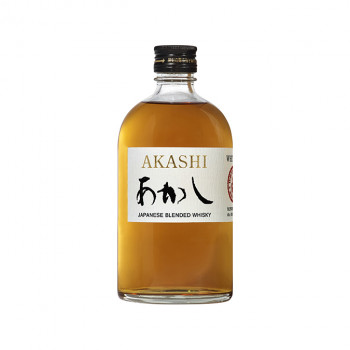 Akashi White Oak Blended Whiskey 40% Vol. 500ml