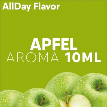 Apfel 10ml Aroma AllDay Flavour