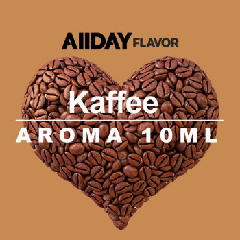 Kaffee 10ml Aroma AllDay Flavour