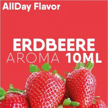 Erdbeere 10ml Aroma AllDay Flavour
