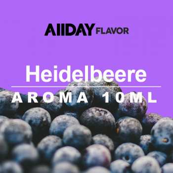 Heidelbeere 10ml Aroma AllDay Flavour