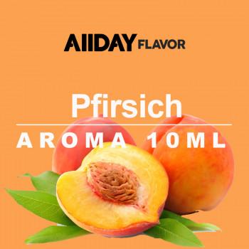 Pfirsich 10ml Aroma AllDay Flavour