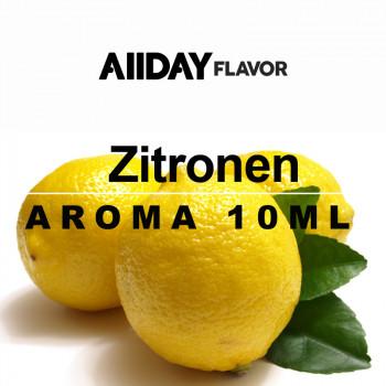 Zitrone 10ml Aroma AllDay Flavour