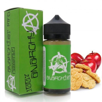 Green (100ml) Plus e Liquid by Anarchist
