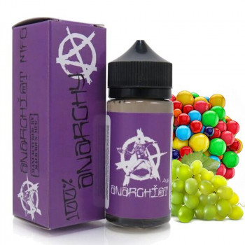 Purple (100ml) Plus e Liquid by Anarchist