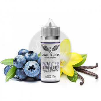 Angel Flavors Aroma 20ml - Holy Blueberry inkl. 120ml Flasche