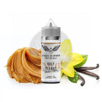 Angel Flavors Aroma 20ml - Holy Peanut inkl. 120ml Flasche