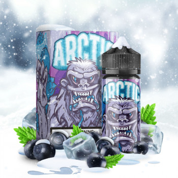 Blizzard Blue (100ml) Shortfill Liquid by Arctic Ejuice