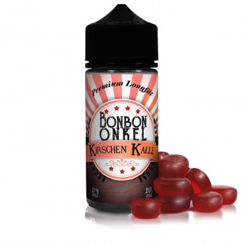 Kirschen Kalle Bonbon Onkel 20ml Bottlefill Art of Smoke