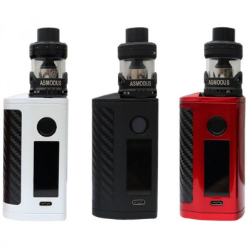 asMODus Minikin V3s 3,5ml 200W TC Kit