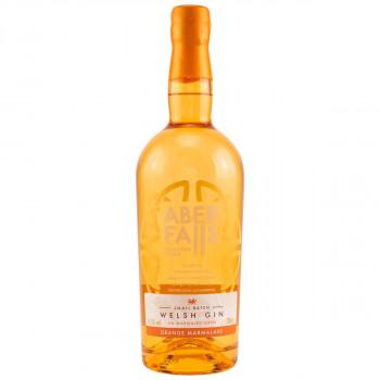 Aber Falls Welsh Gin Orange Marmalade 41,3% 700ml
